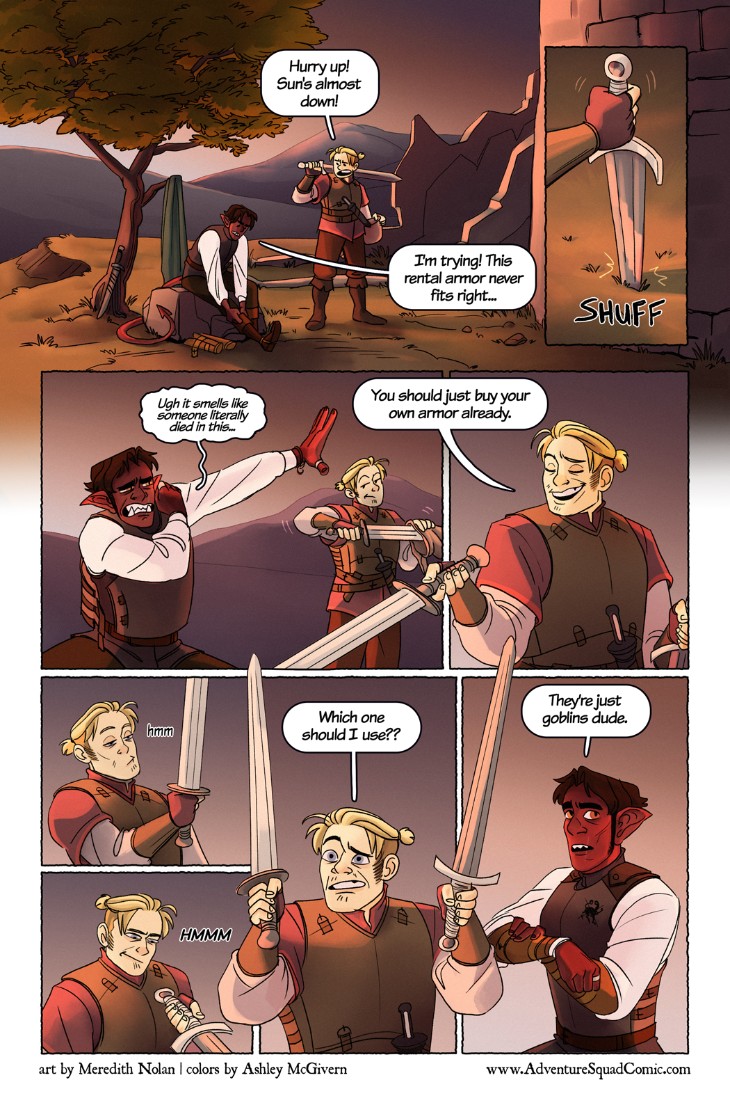 Chapter One, Page 1
